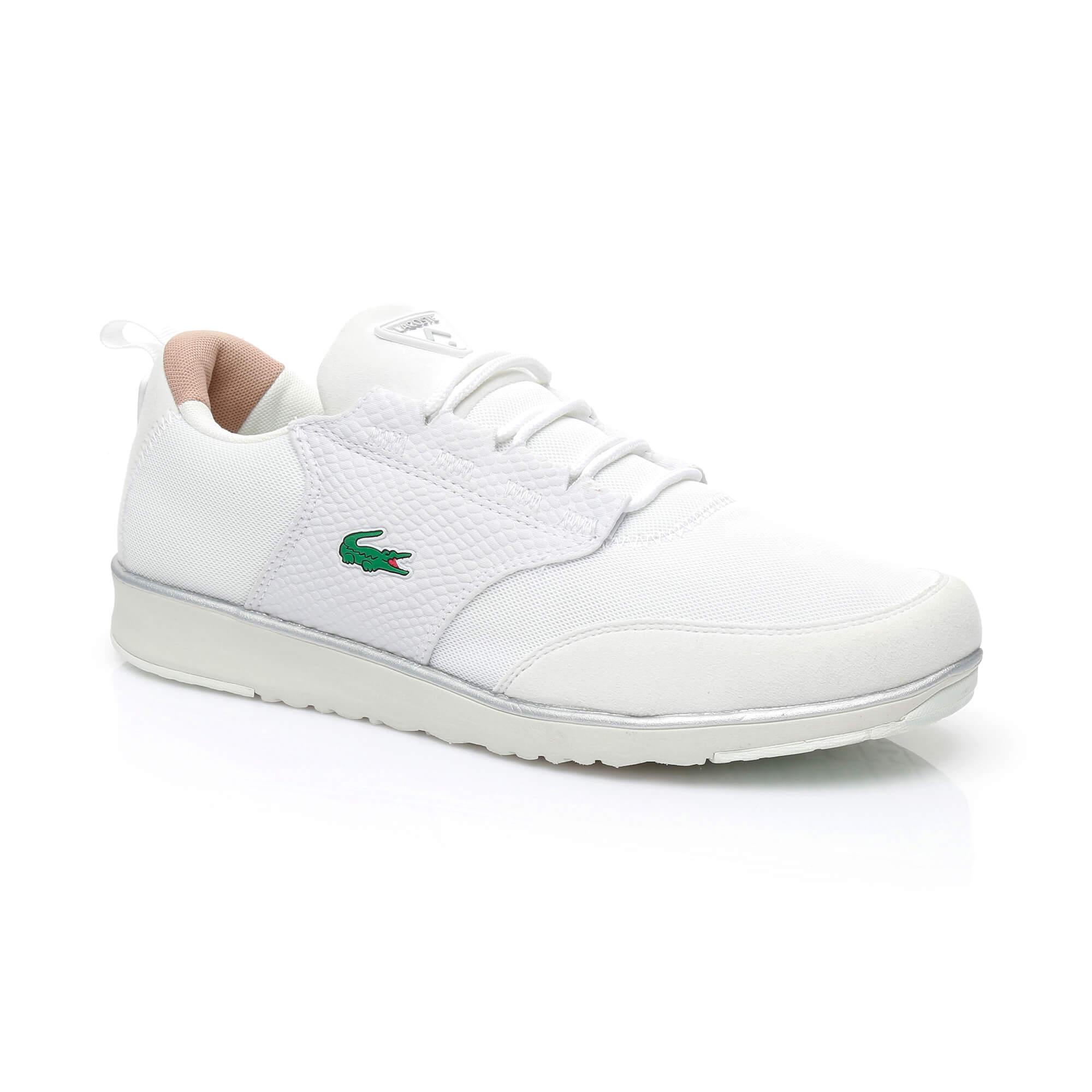 Lacoste Light Erkek Beyaz Sneaker