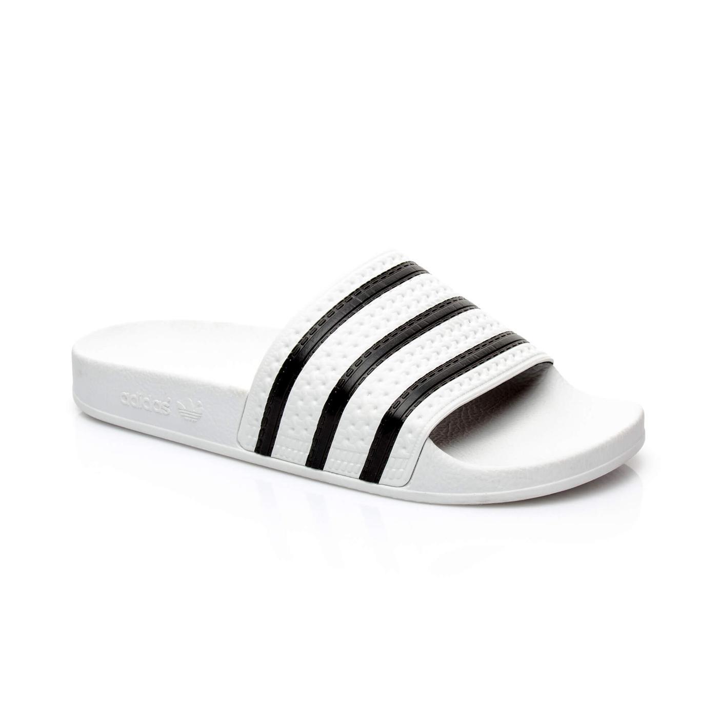 adidas Adilette Unisex Beyaz Terlik