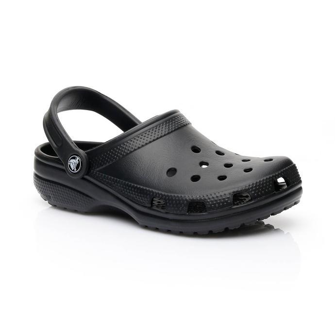 Crocs Classic Unisex Siyah Terlik