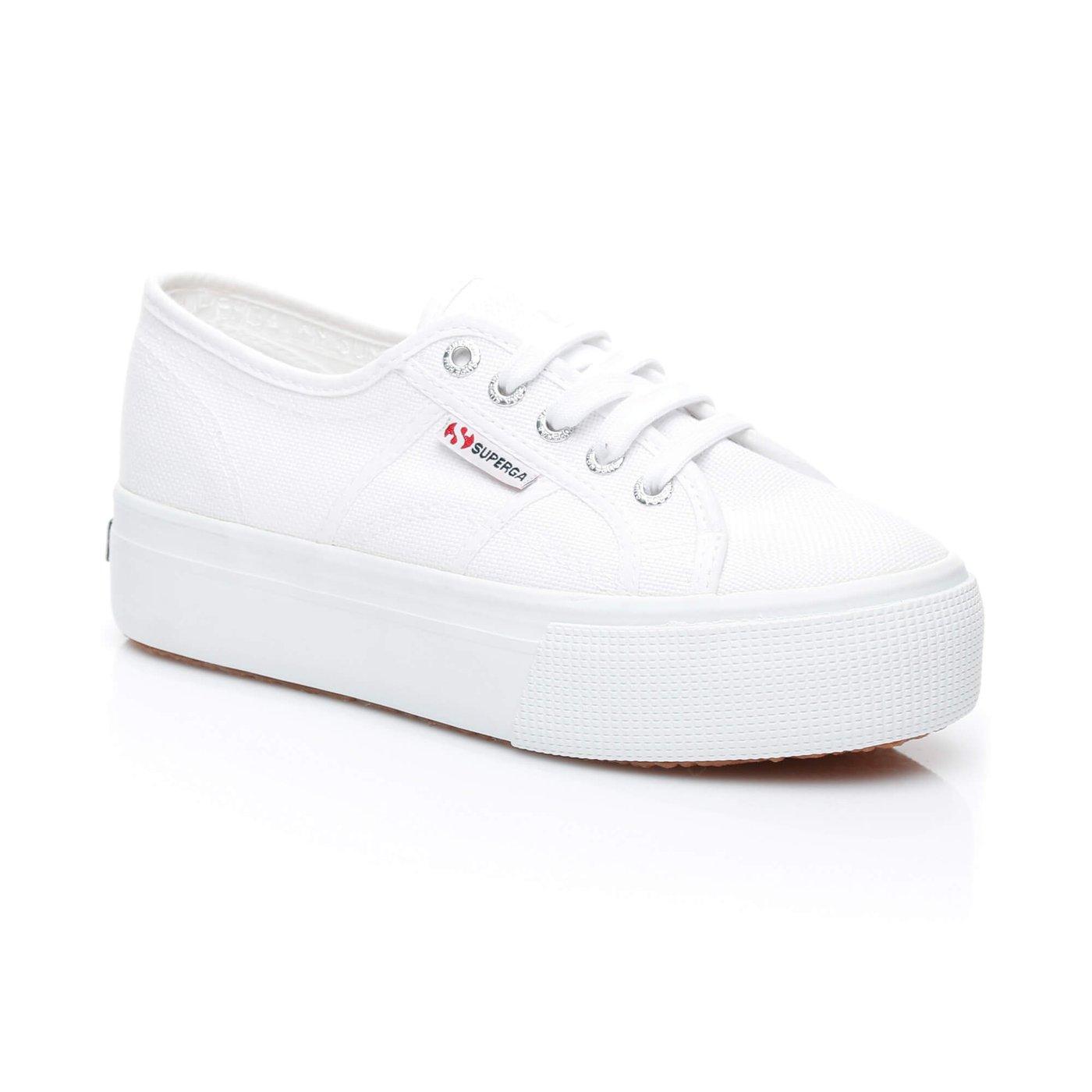 Superga 2790 Acotw Linea Kadın Beyaz Sneaker