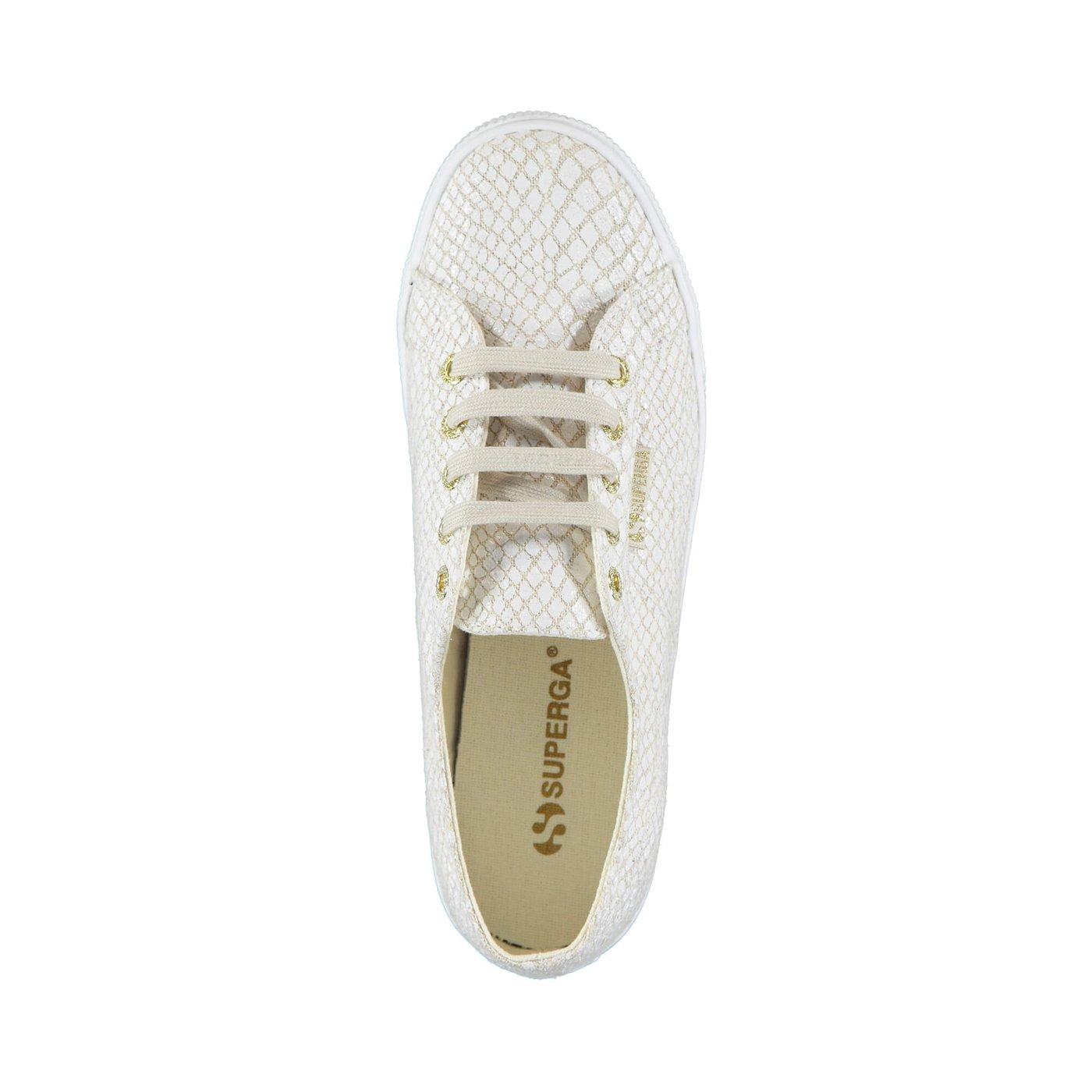 Superga 2730 Fantasy Kadın Altın Sneaker