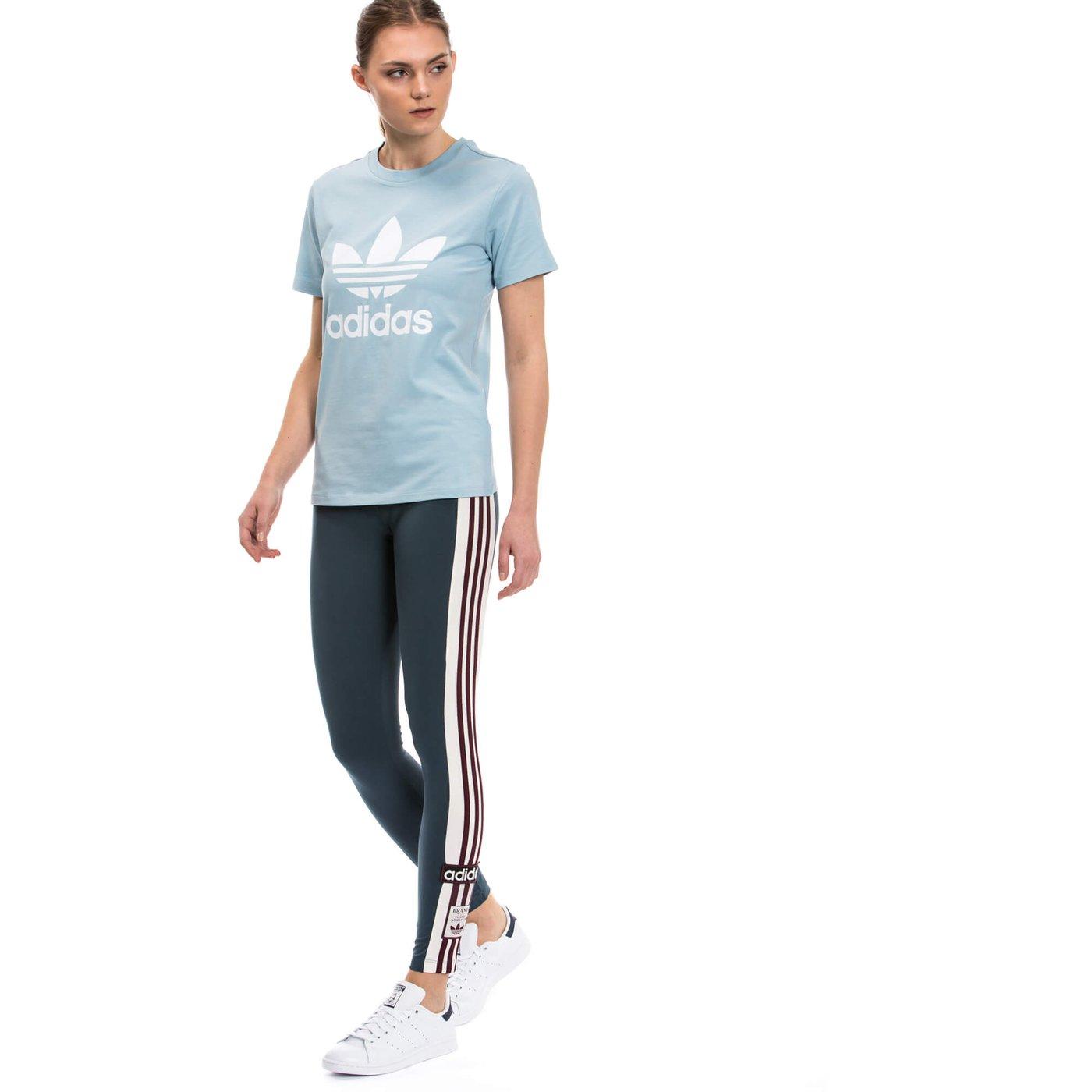 adidas Adibreak Tight Midngt Kadın Lacivert Tayt