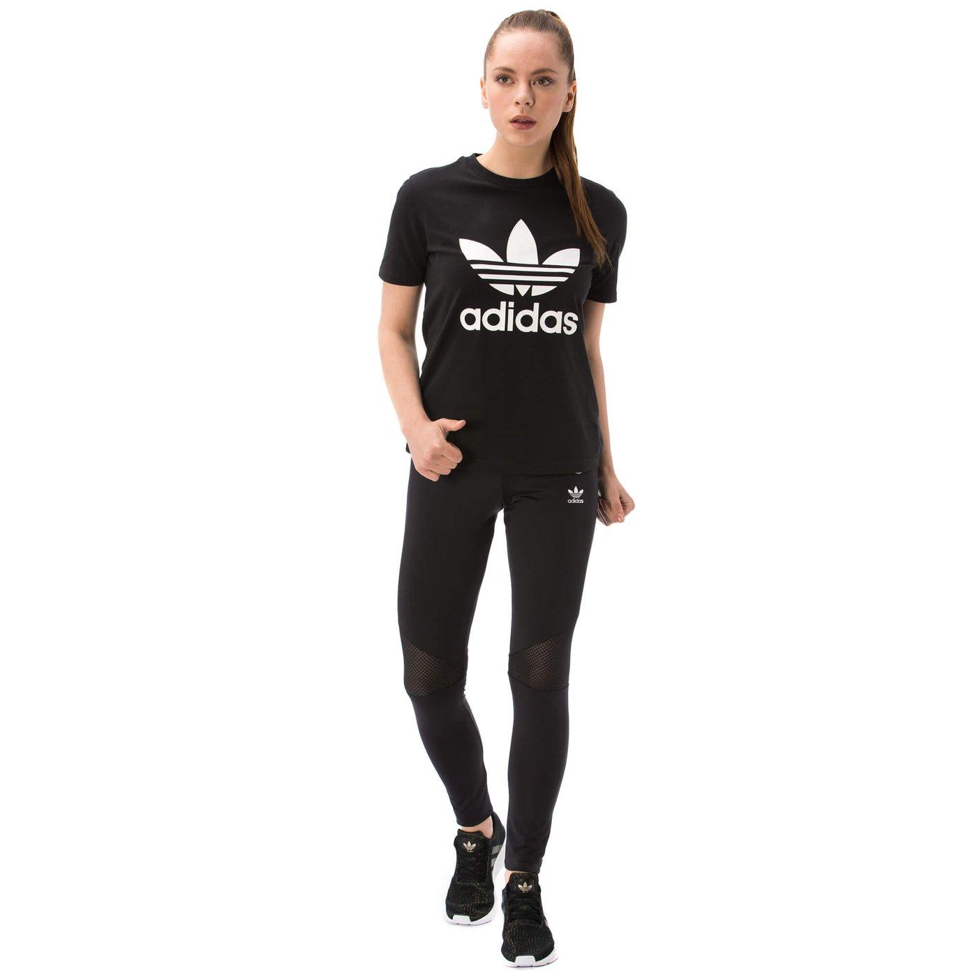 adidas Clrdo Kadın Siyah Tayt