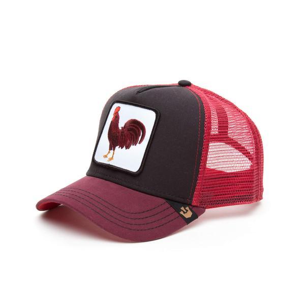 Goorin Bros Barn Yard King Unisex Kırmızı Şapka