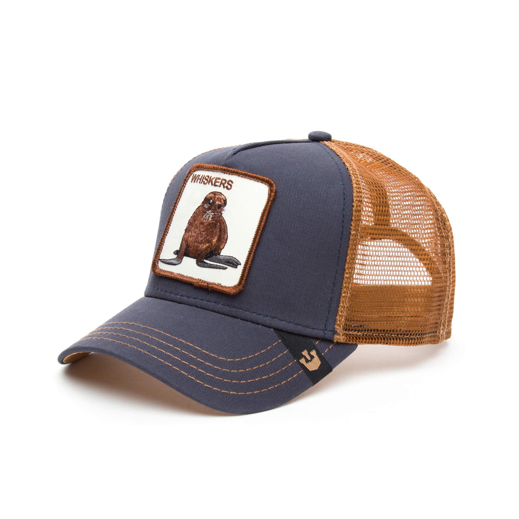 Goorin Bros Sea Dog Unisex Lacivert Şapka