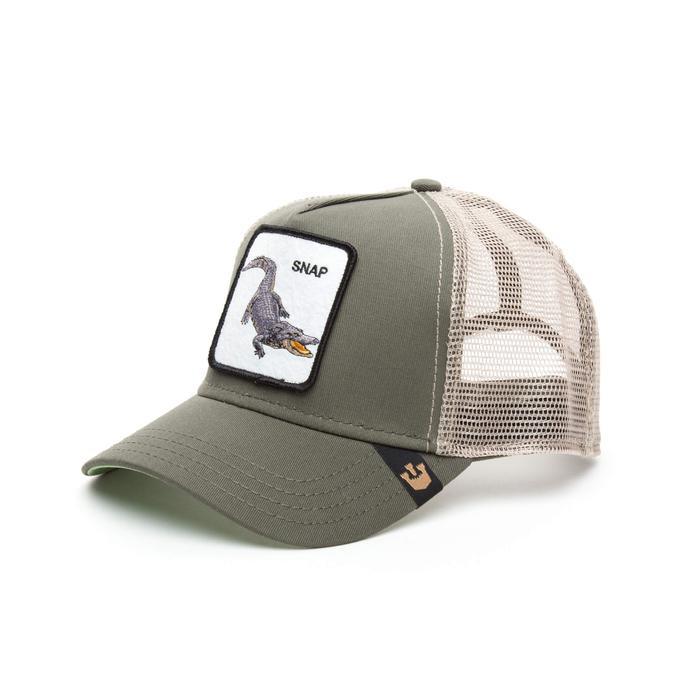 Goorin Bros Snap At Ya Unisex Yeşil Şapka