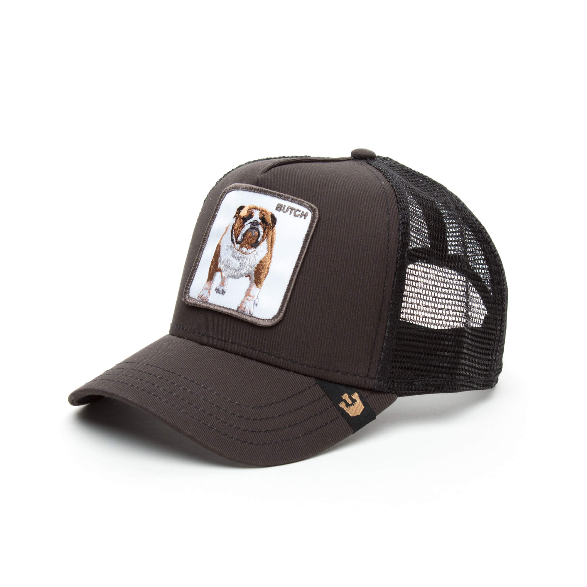Goorin Bros Butch Unisex Siyah Şapka