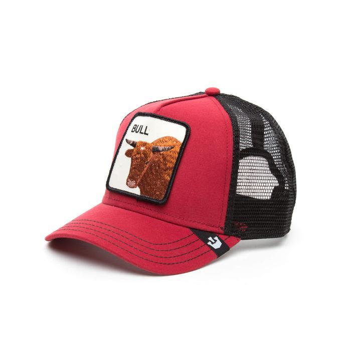 Goorin Bros Bull Unisex Kırmızı Şapka