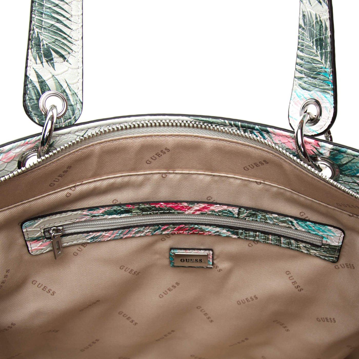 Guess Kamryn Tote Kadın Renkli Çanta