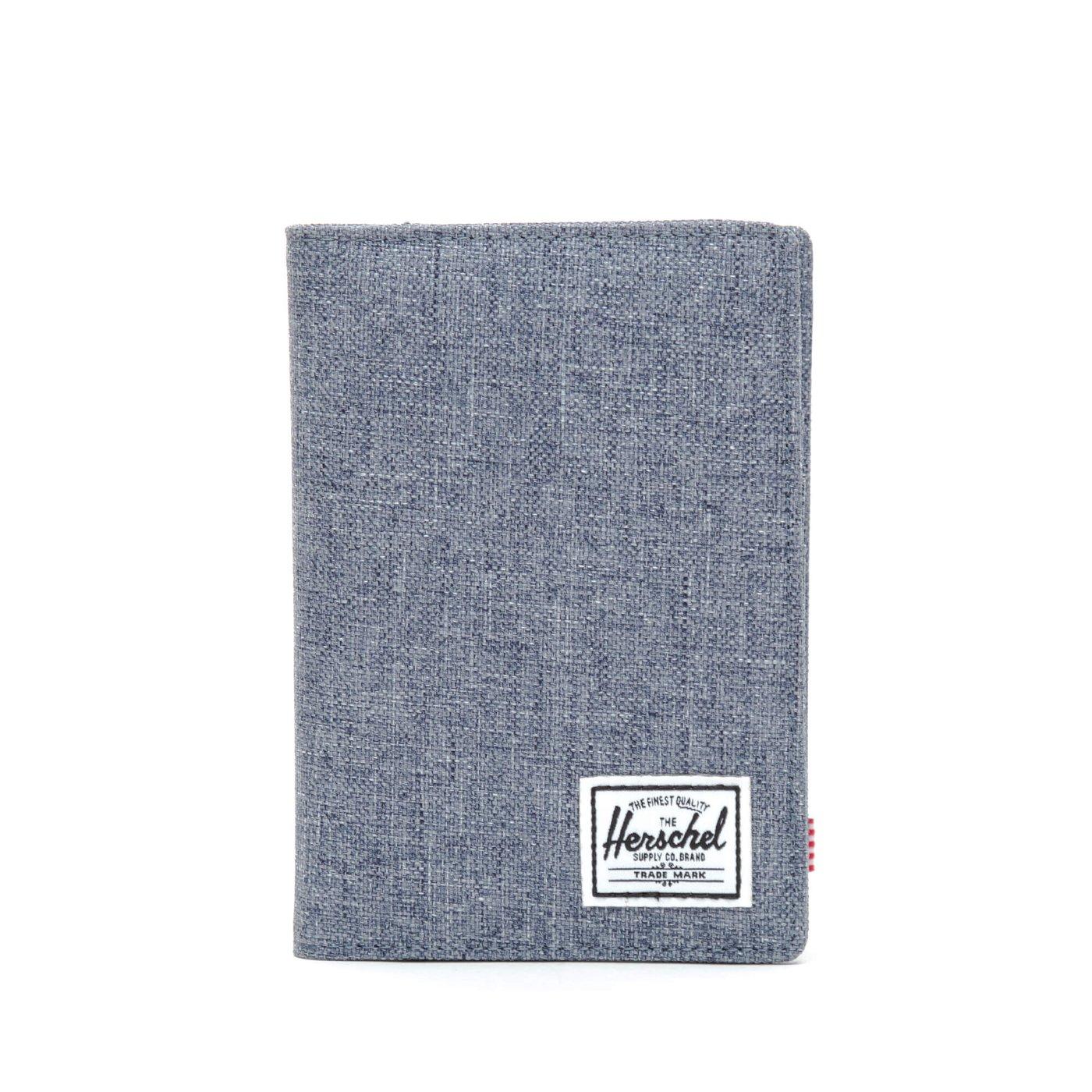 Herschel Raynor Passport Holder Rfıd Unisex Gri Çanta