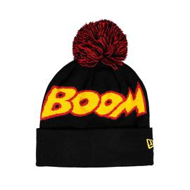 New Era Big Word Boom Unisex Siyah Bere