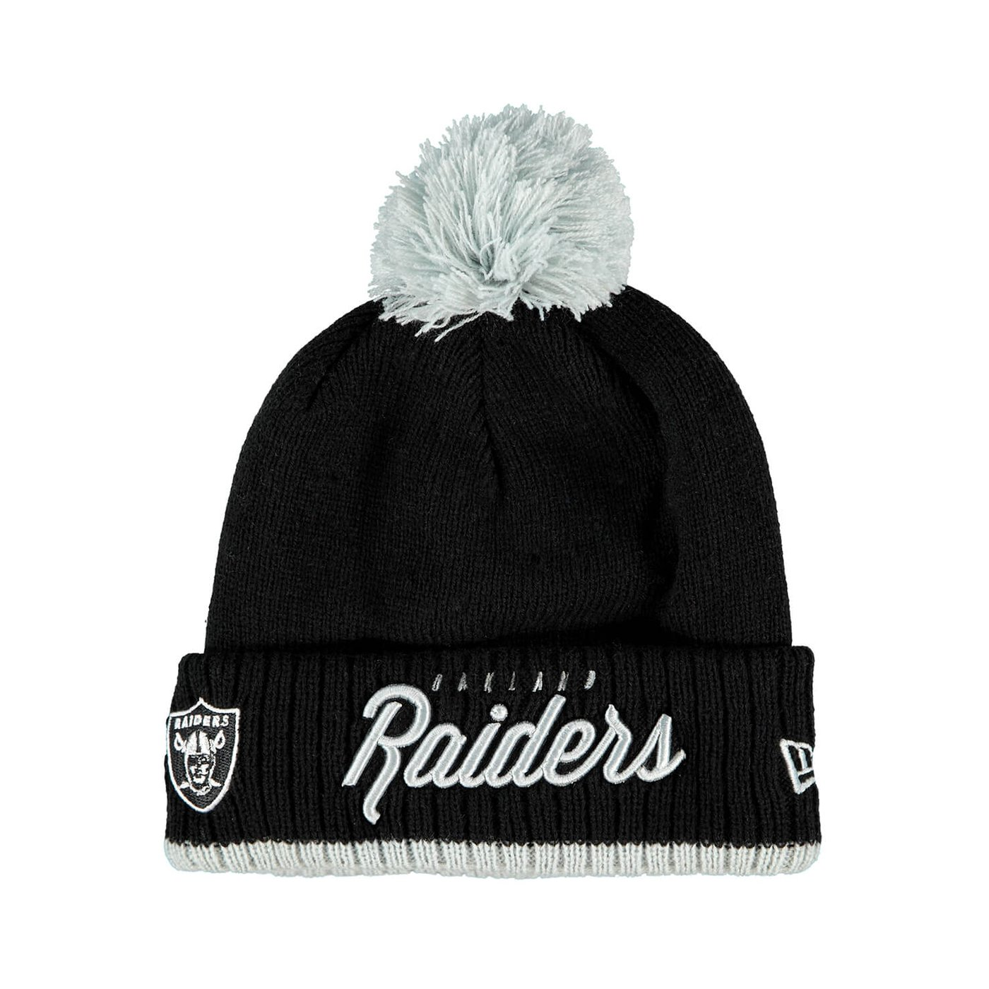 New Era Oakland Raiders Unisex Siyah Bere