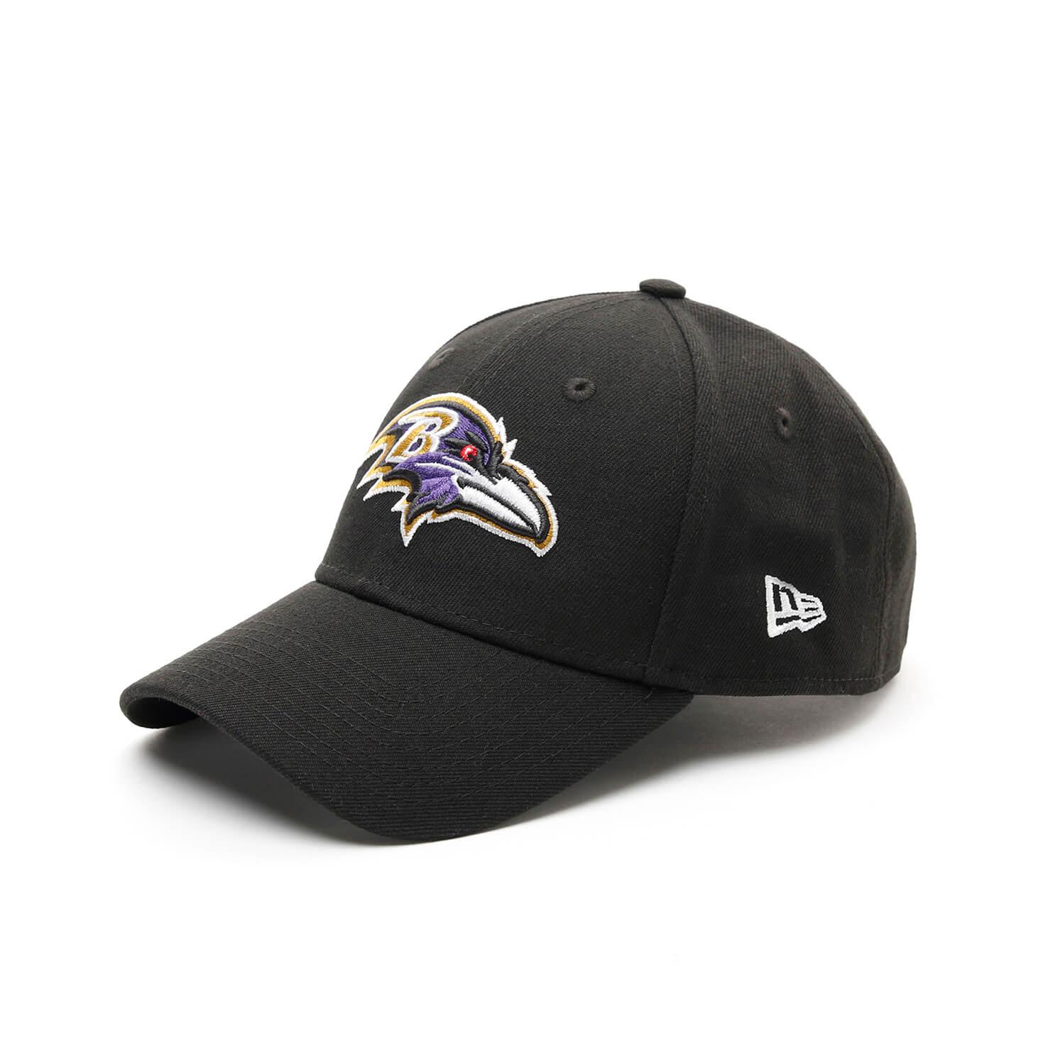 New Era Baltimore Ravens Unisex Siyah Şapka