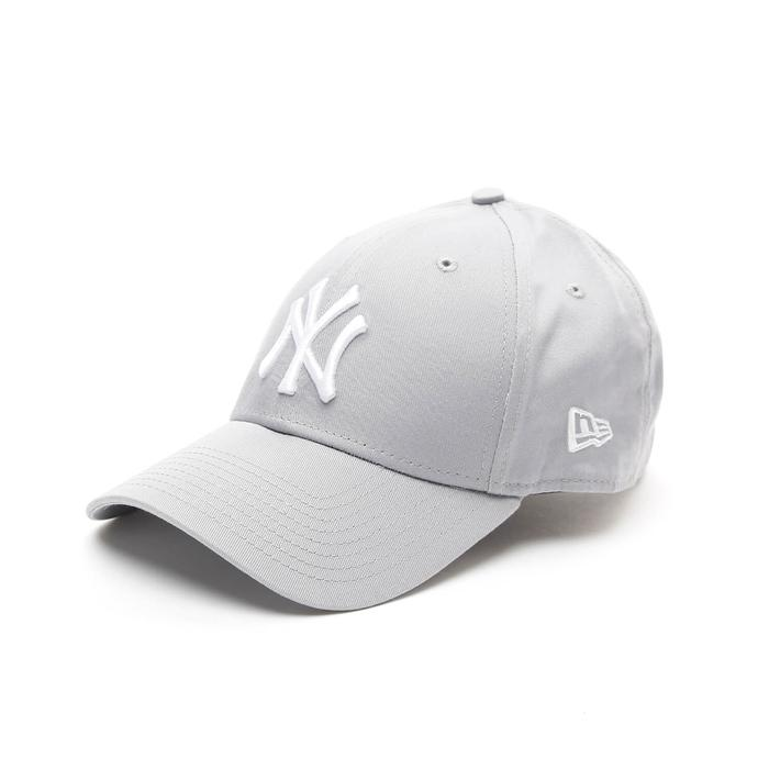 New Era New York Yankees Unisex Gri Şapka