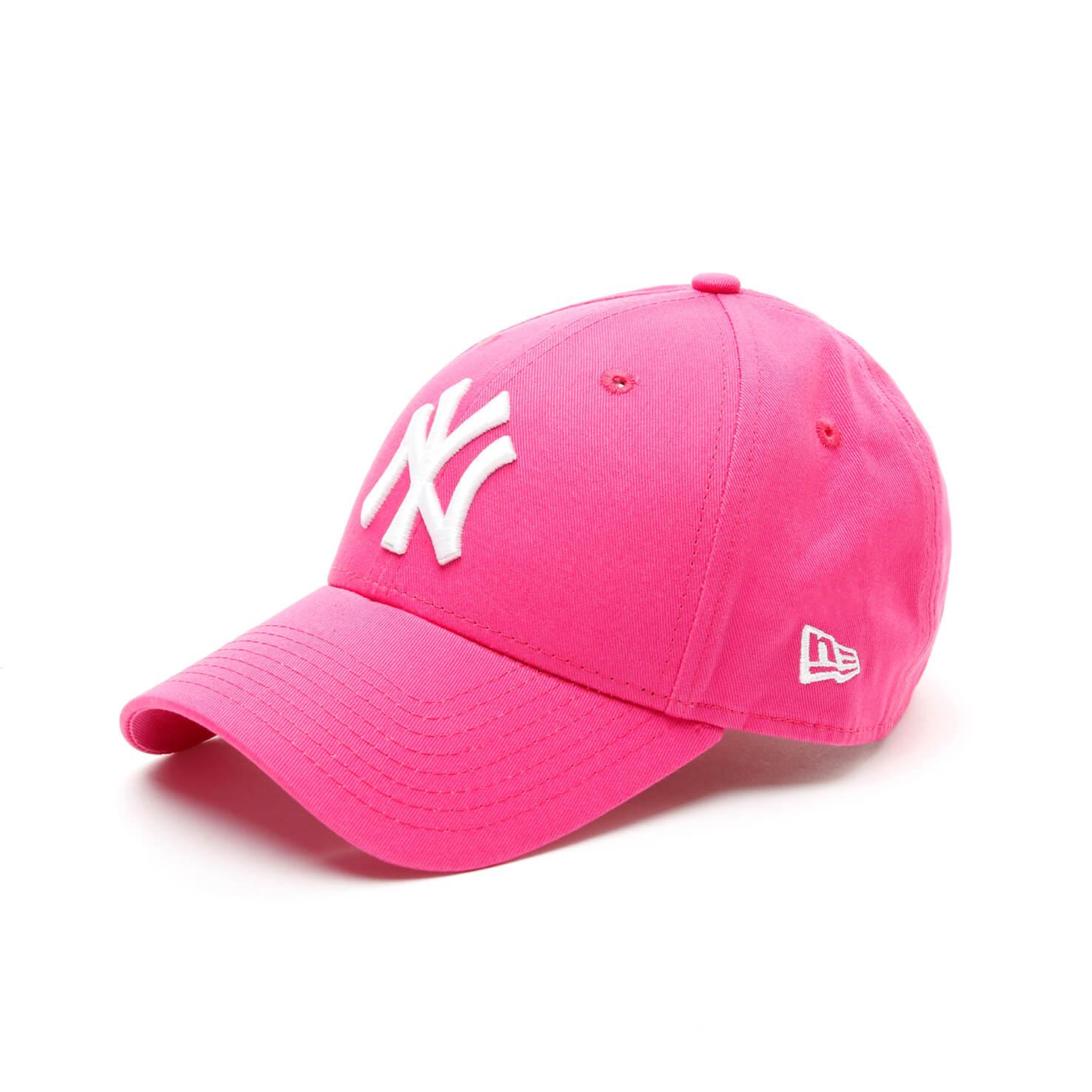 New Era New York Yankees Kadın Pembe Şapka