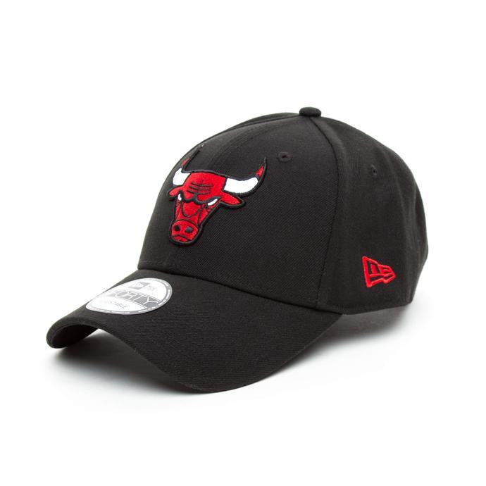 New Era Chicago Bulls Unisex Siyah Şapka