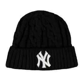 New Era New York Yankees Unisex Siyah Bere