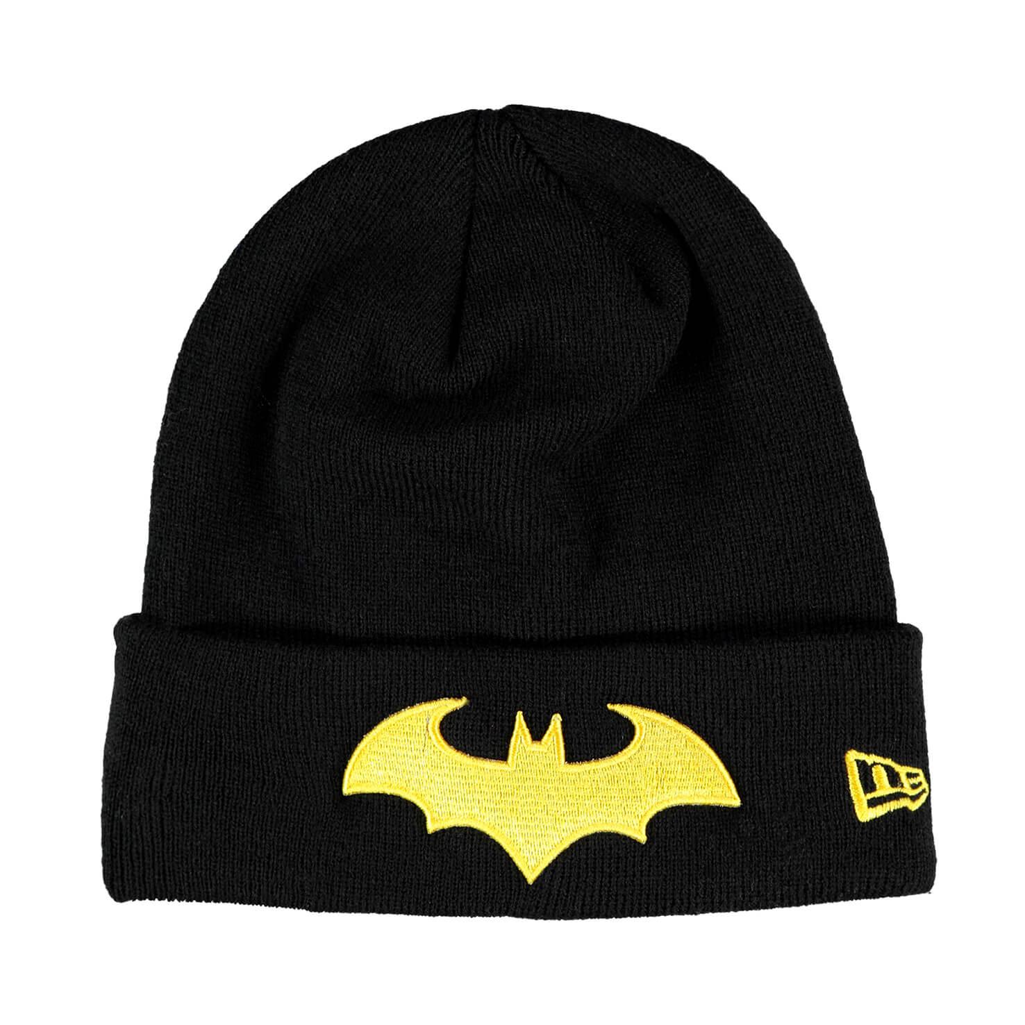 New Era Batman Unisex Unisex Siyah Bere
