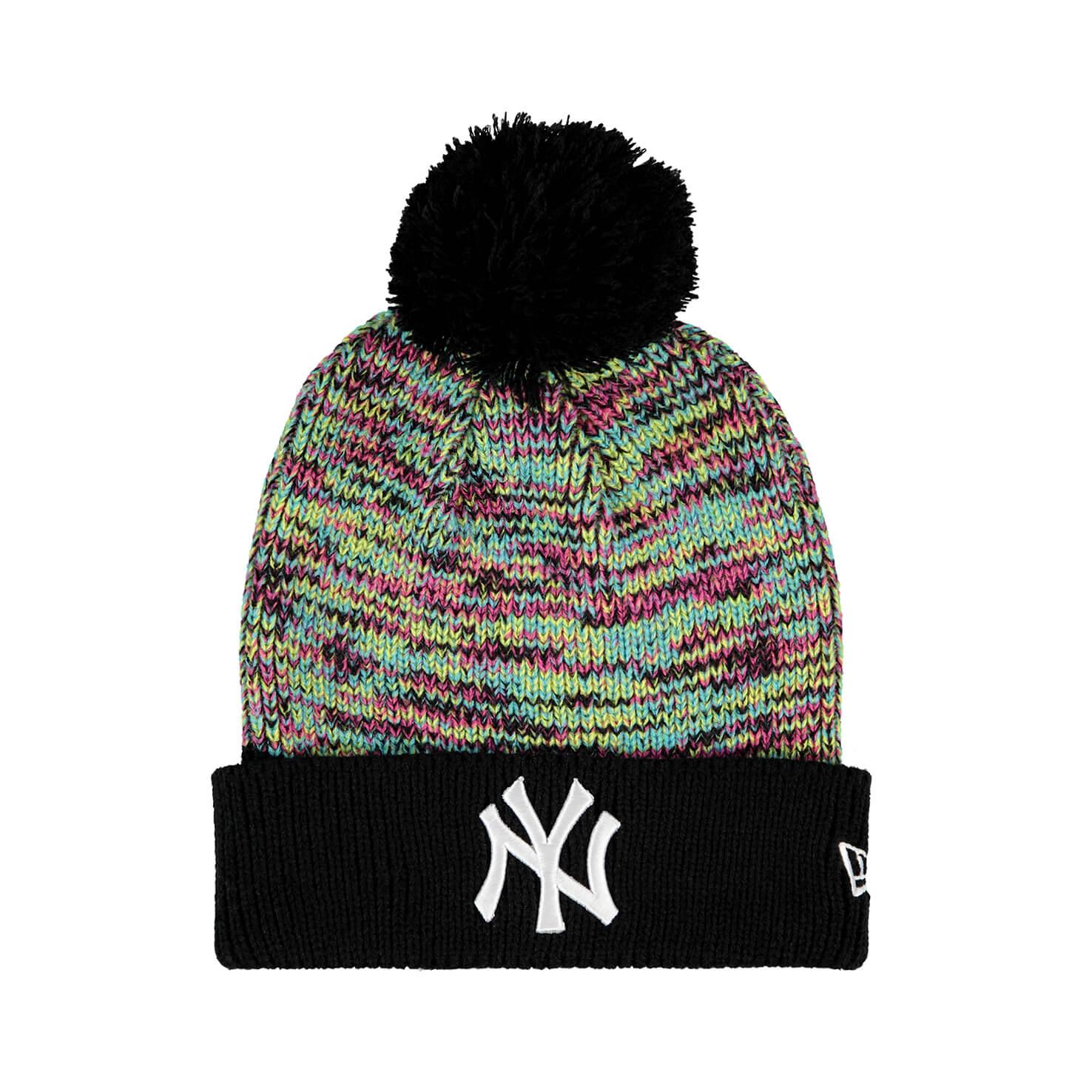 New Era New York Yankees Unisex Renkli Bere