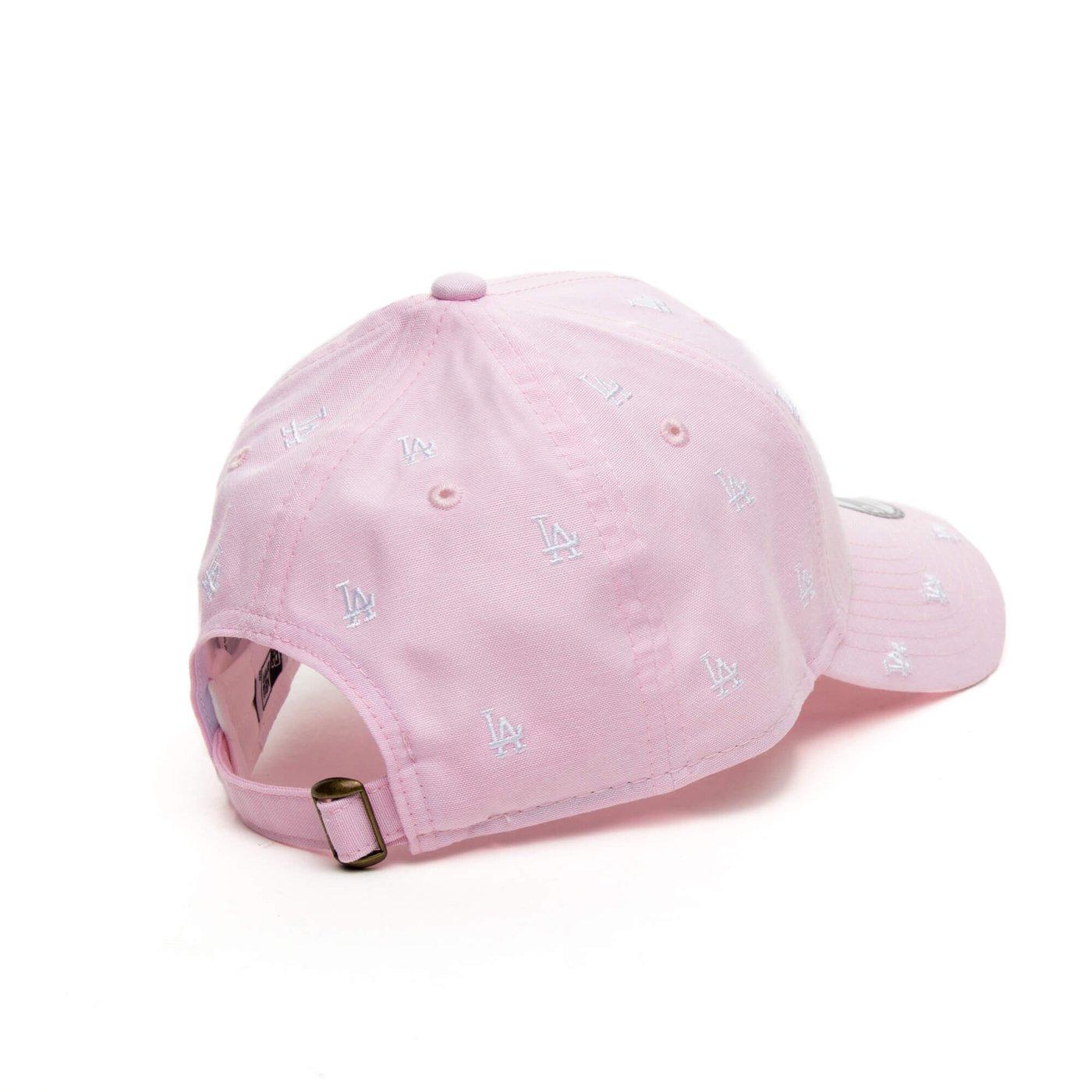 New Era Los Angeles Dodgers Unisex Pembe Şapka