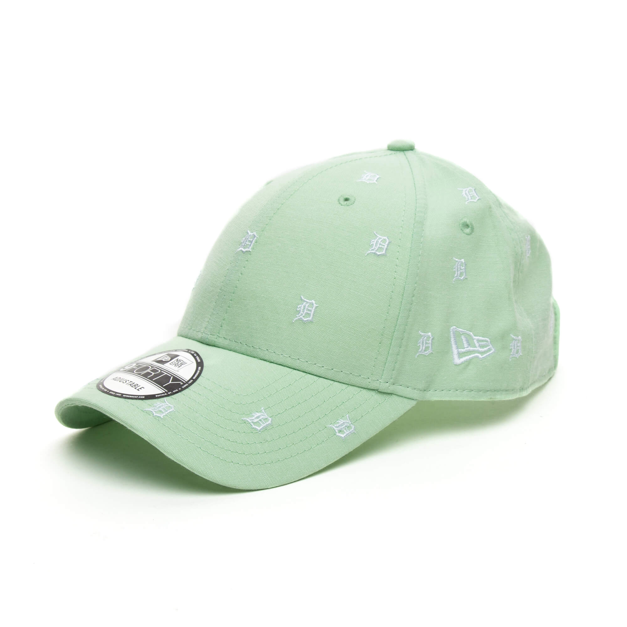 New Era Detroit Tigers Unisex Yeşil Şapka