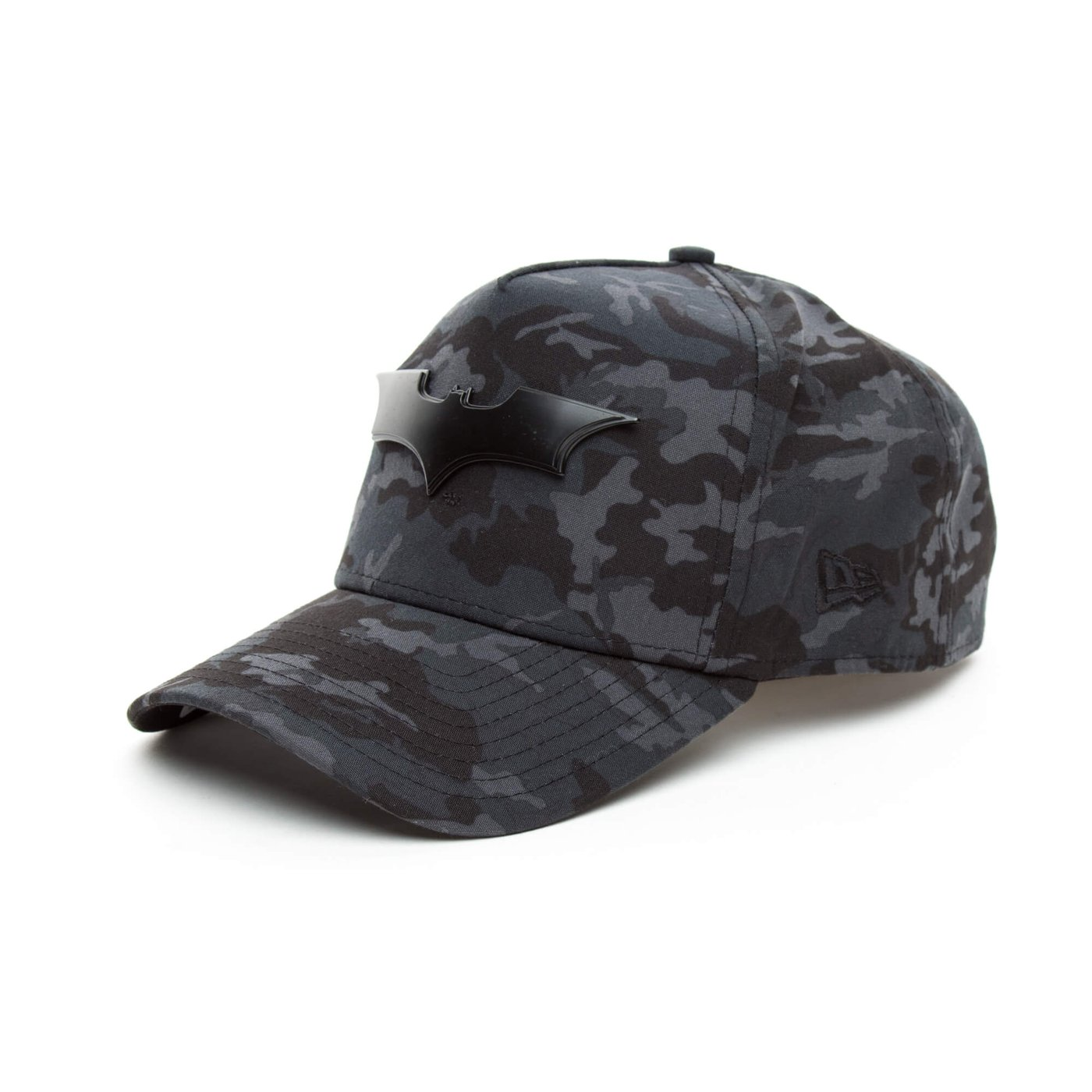 New Era Batman Metal Hero Unisex Siyah Şapka