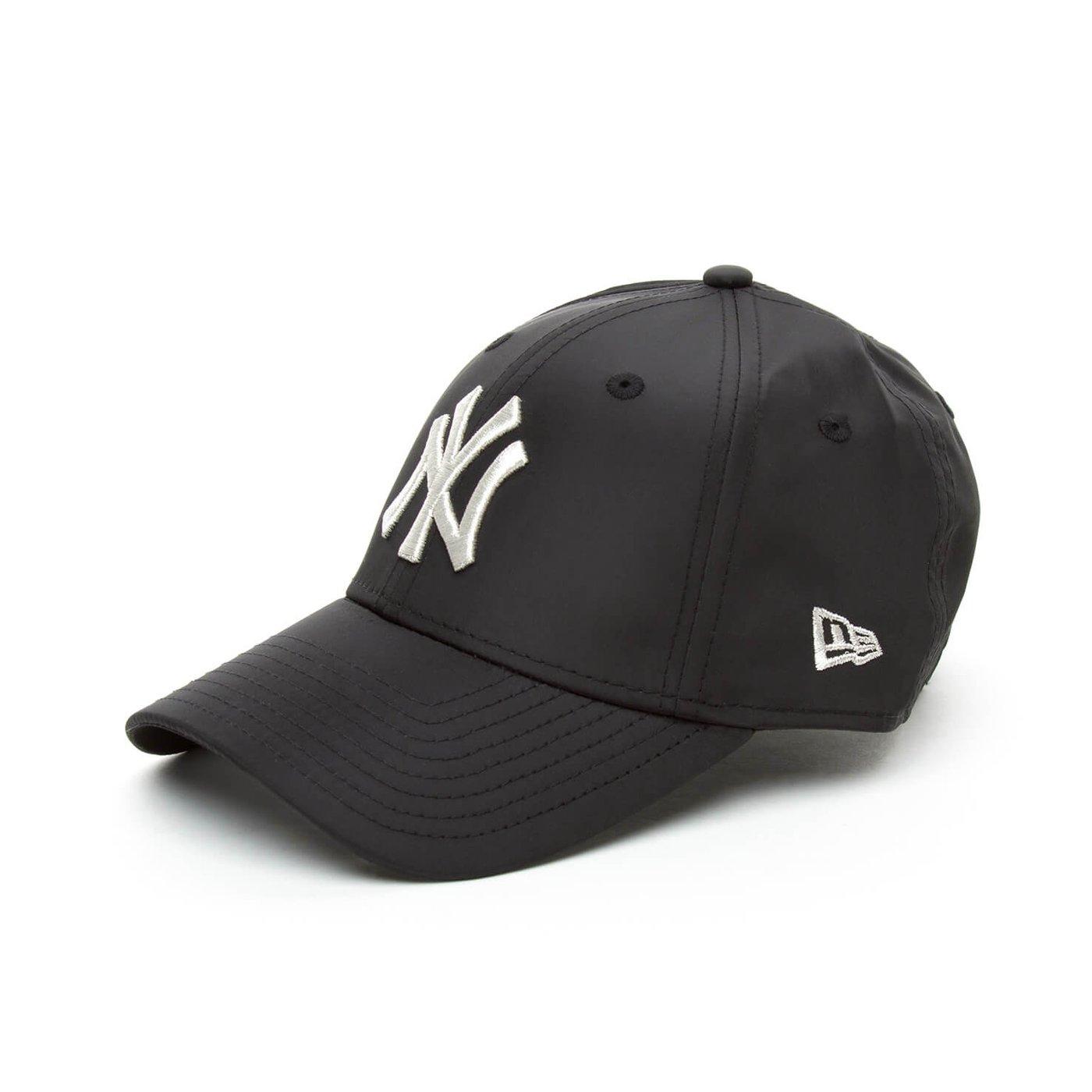 New Era New York Yankees Kadın Siyah Şapka