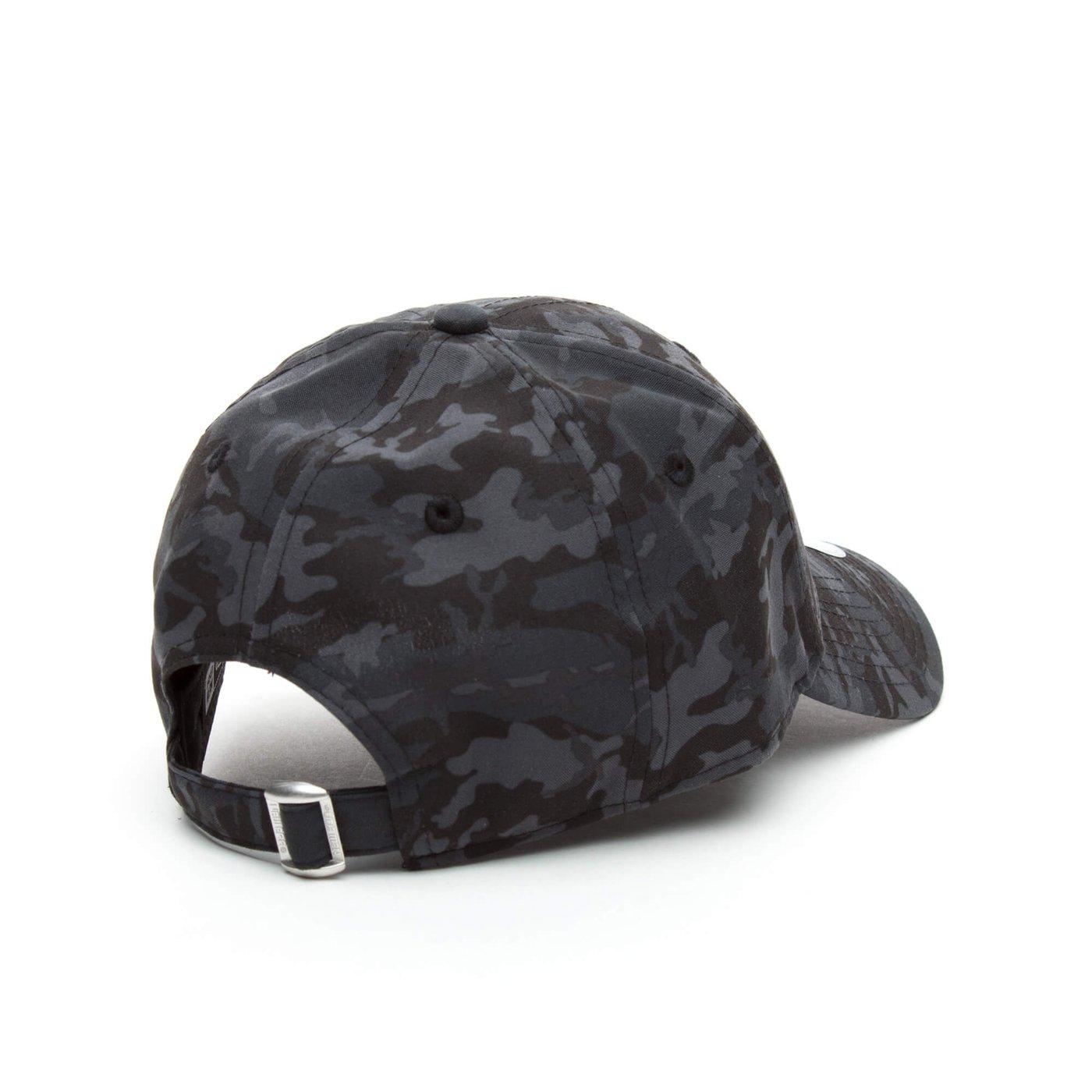 New Era Unisex GRİ Şapka