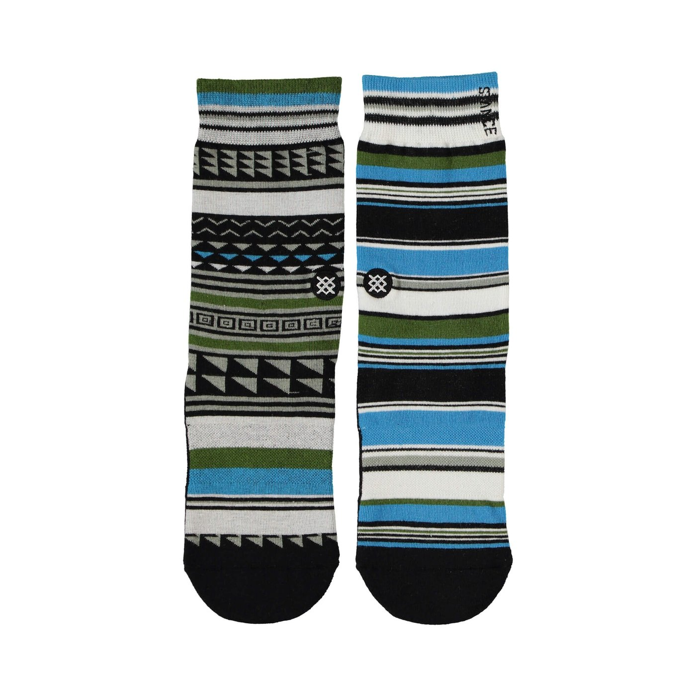 Stance Don'T Stop Erkek Mavi Çorap