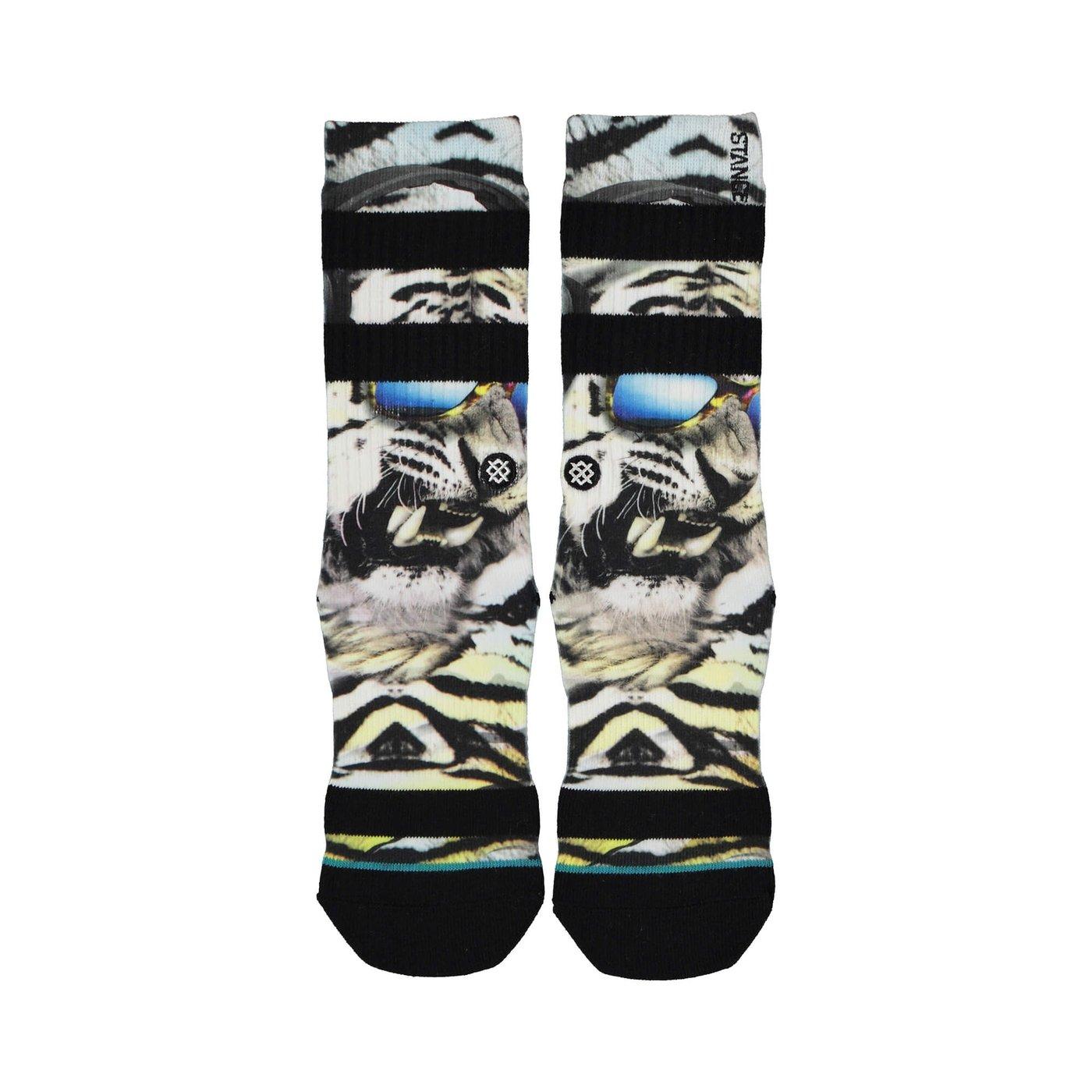 Stance Kool Kat Erkek Beyaz Çorap