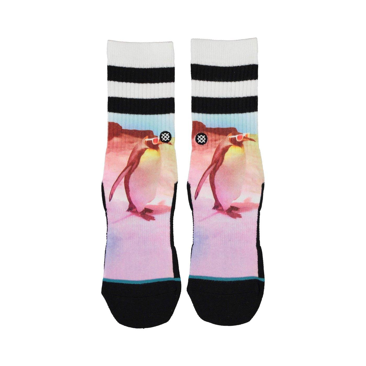Stance Icy Smooth Erkek Beyaz Çorap