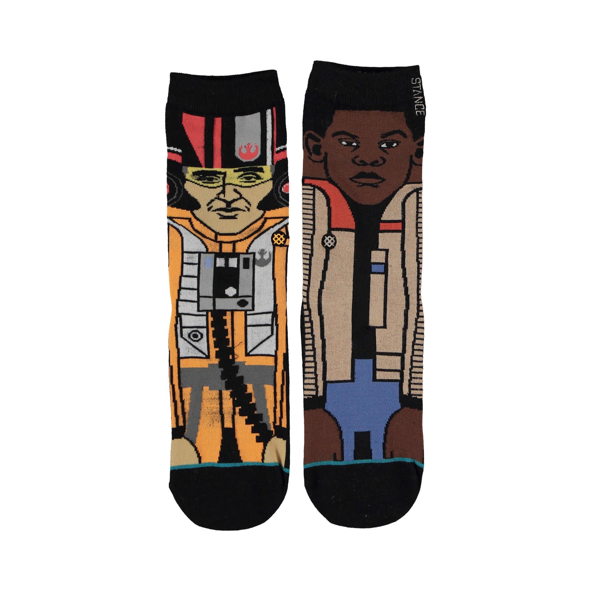 Stance The Resıstance 2 Kıds Erkek Turuncu Çorap