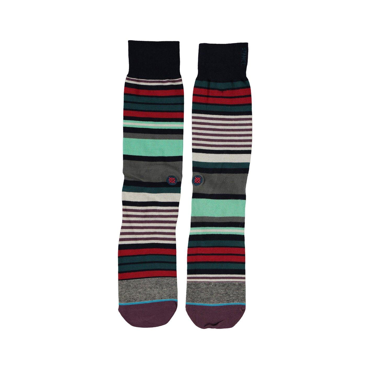 Stance Charles Erkek Lacivert Çorap