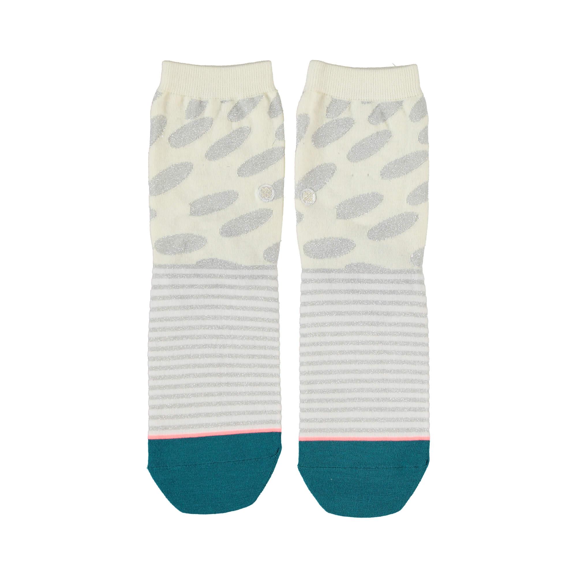 Stance Darlıng Silver Kadın Renkli Çorap