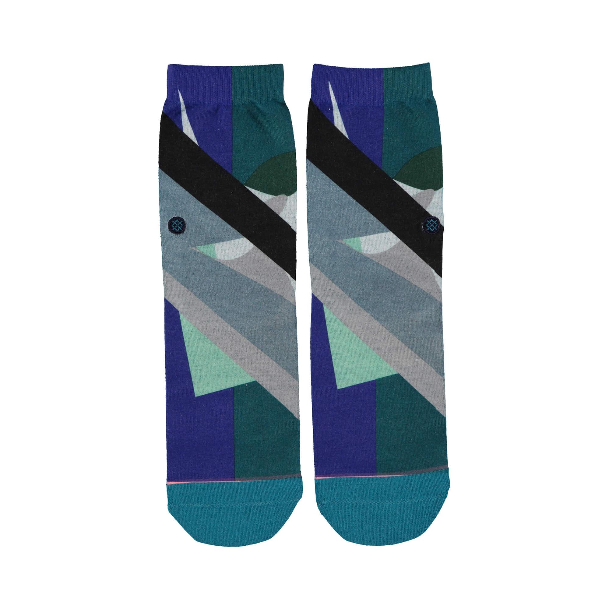 Stance Ladylıke Kadın Mavi Çorap