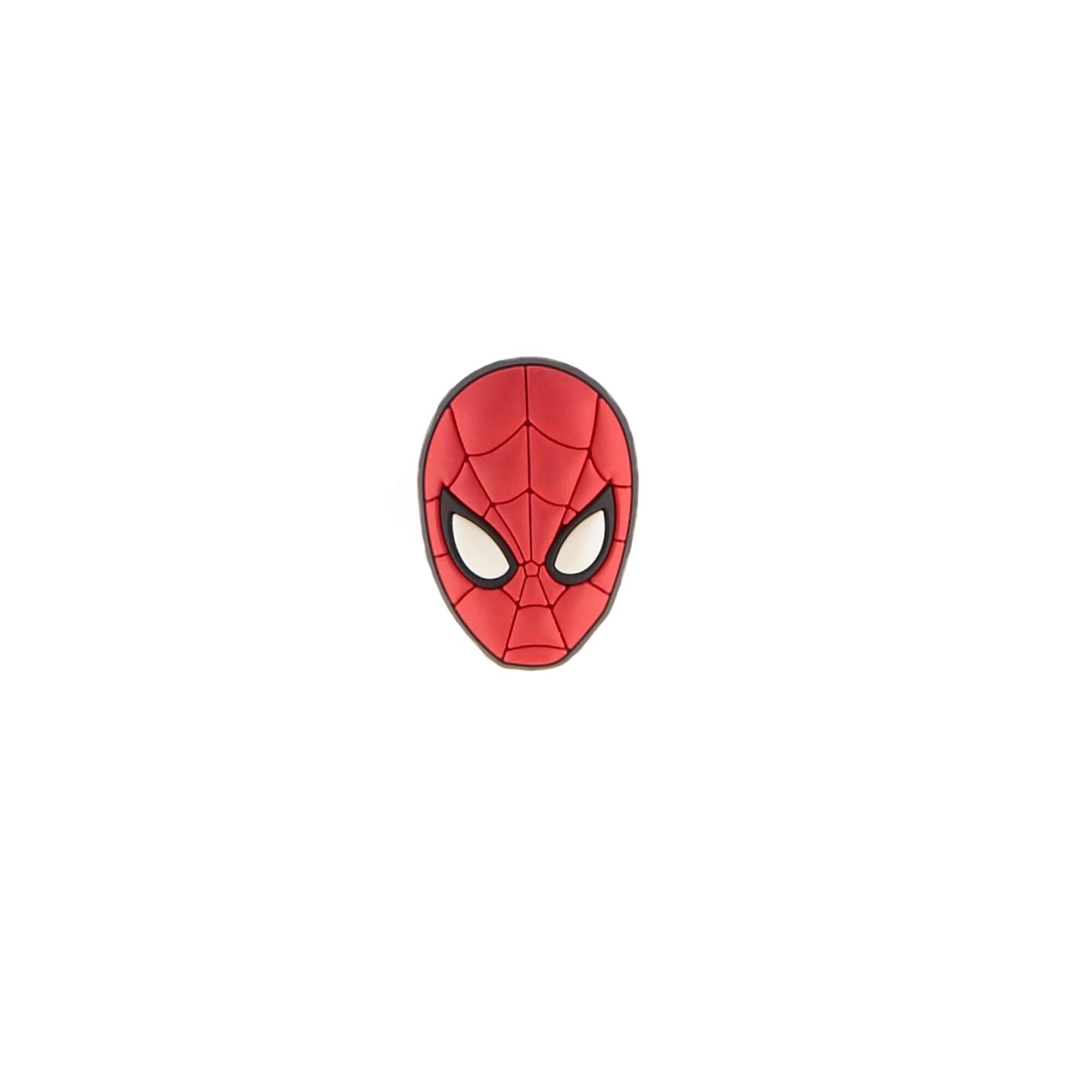 Crocs Ultimate Spiderman Mask Çocuk Kırmızı sandalet Rozeti