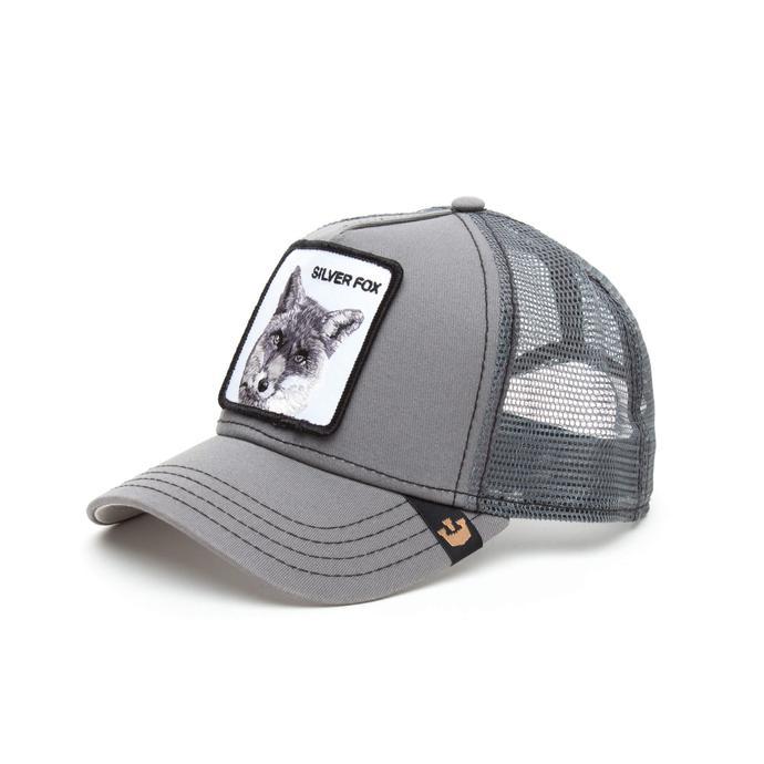 Goorin Bros Silver Fox Unisex Gri Şapka