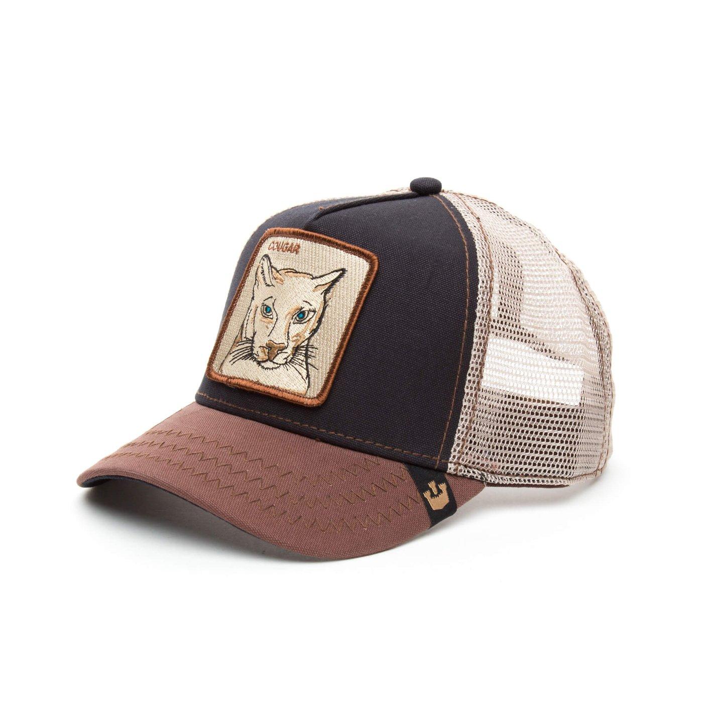 Goorin Bros Cougar Unisex Lacivert Şapka