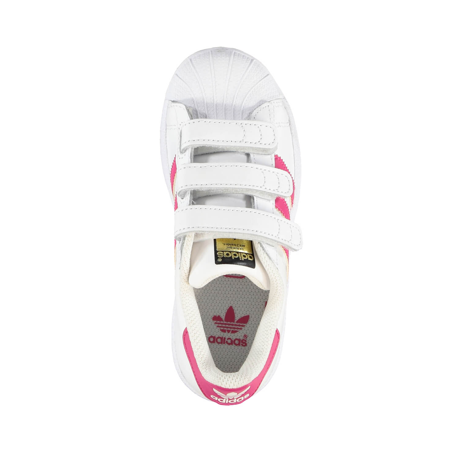 adidas Superstar Foundation Comfort Çocuk Beyaz Sneaker