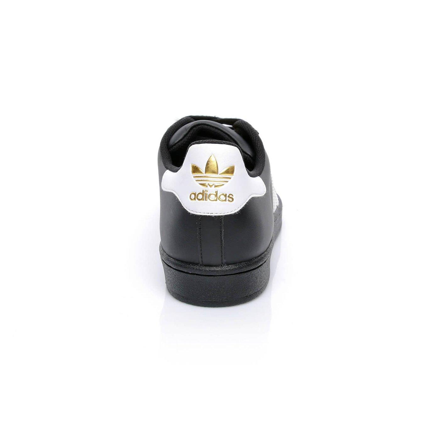 adidas Superstar Foundation Unisex Siyah Sneaker