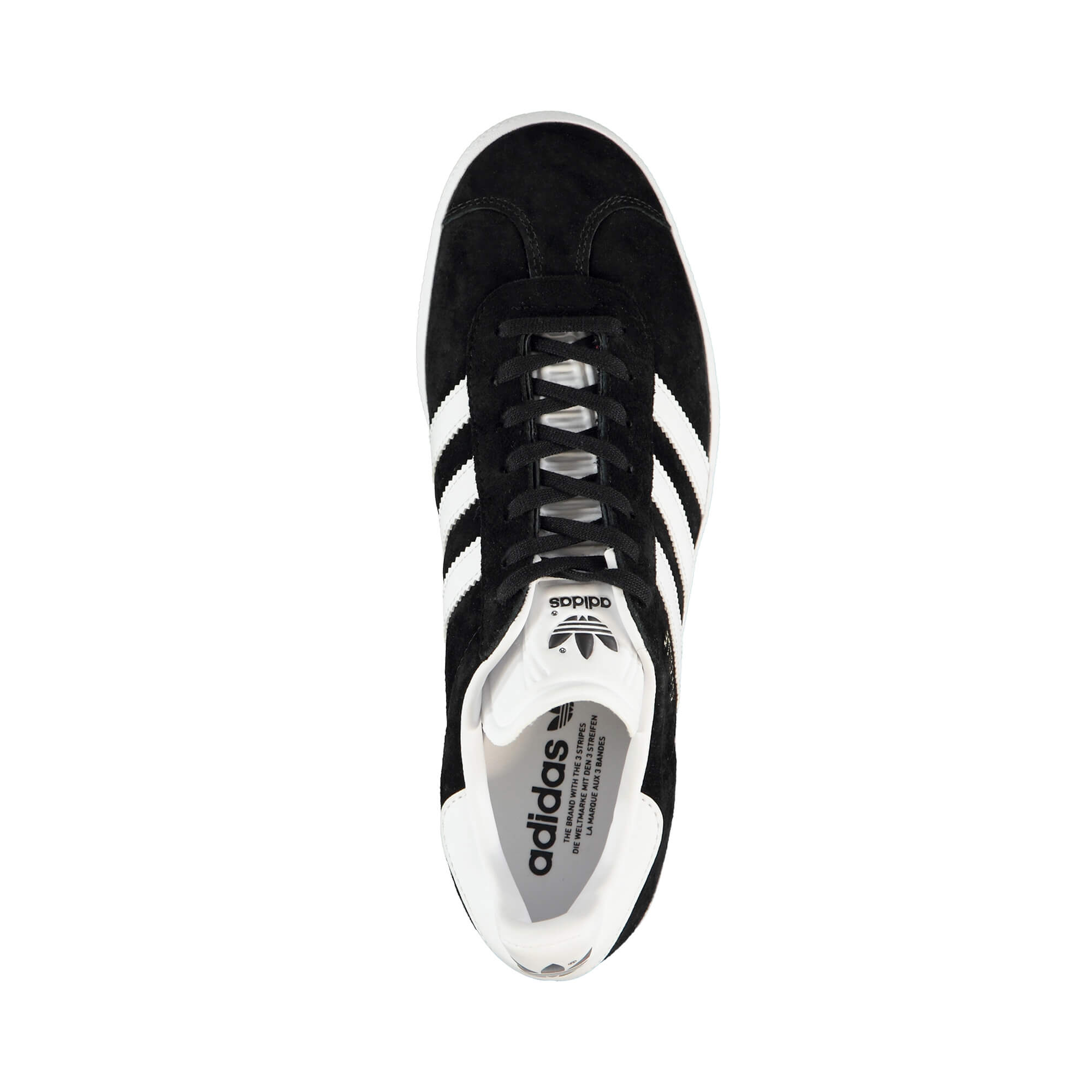 adidas Gazelle Unisex Siyah Sneaker