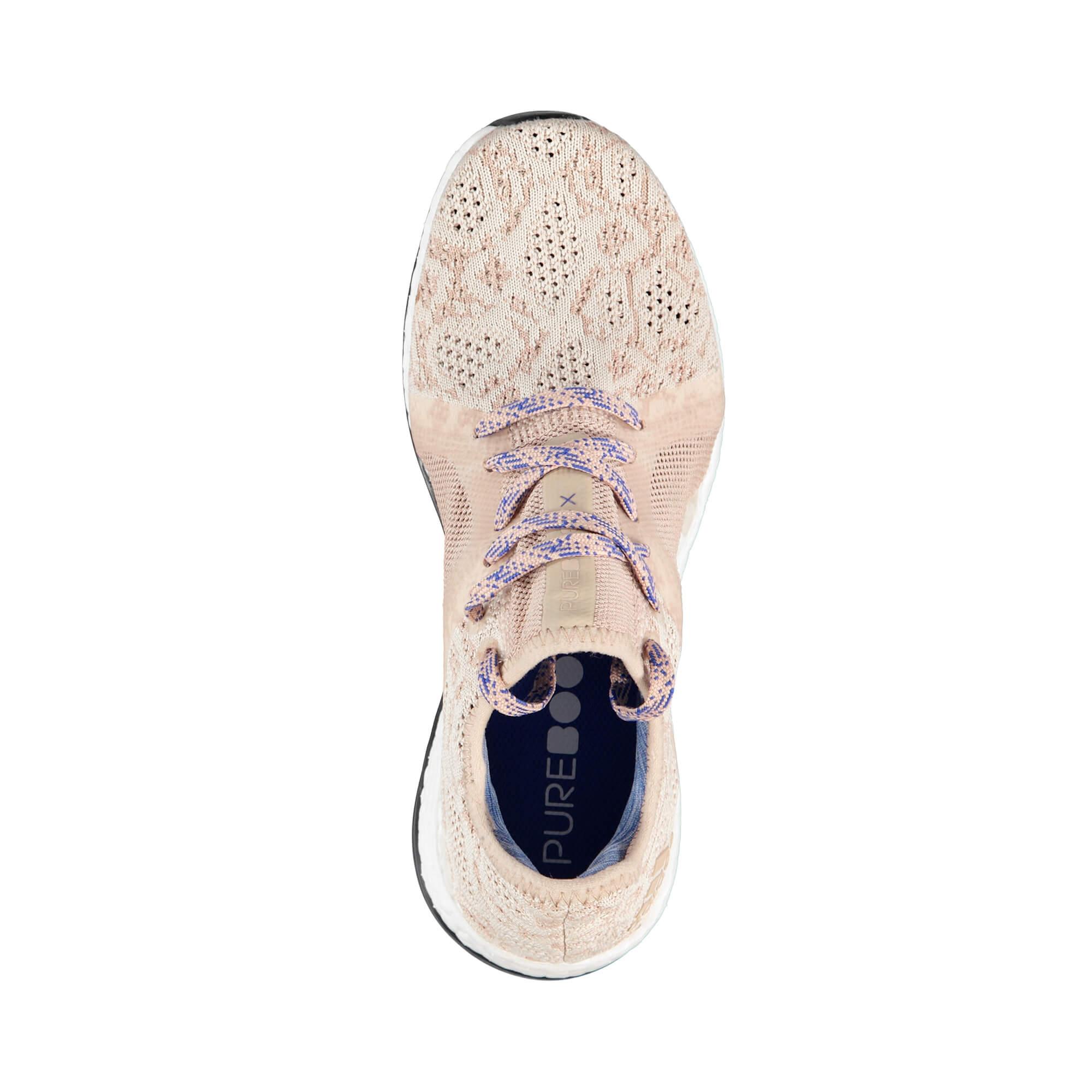 adidas Pureboost X Element Kadın Bej Spor Ayakkabı