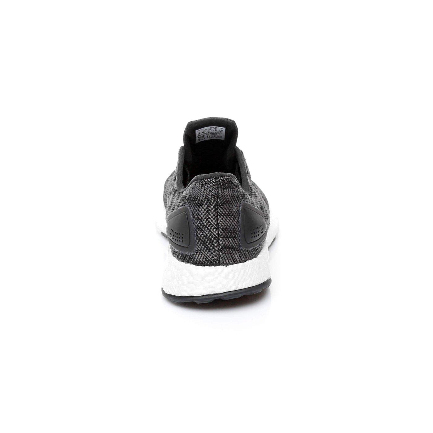 adidas Pure Boost Erkek Siyah Spor Ayakkabı