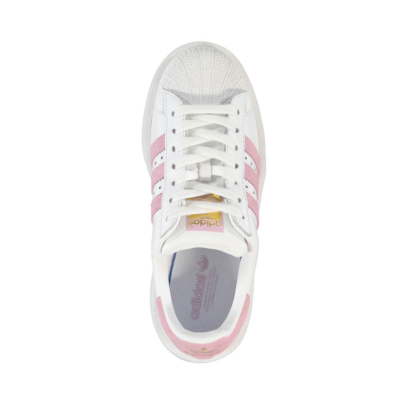 adidas Superstar Bold Kadın Beyaz Sneaker