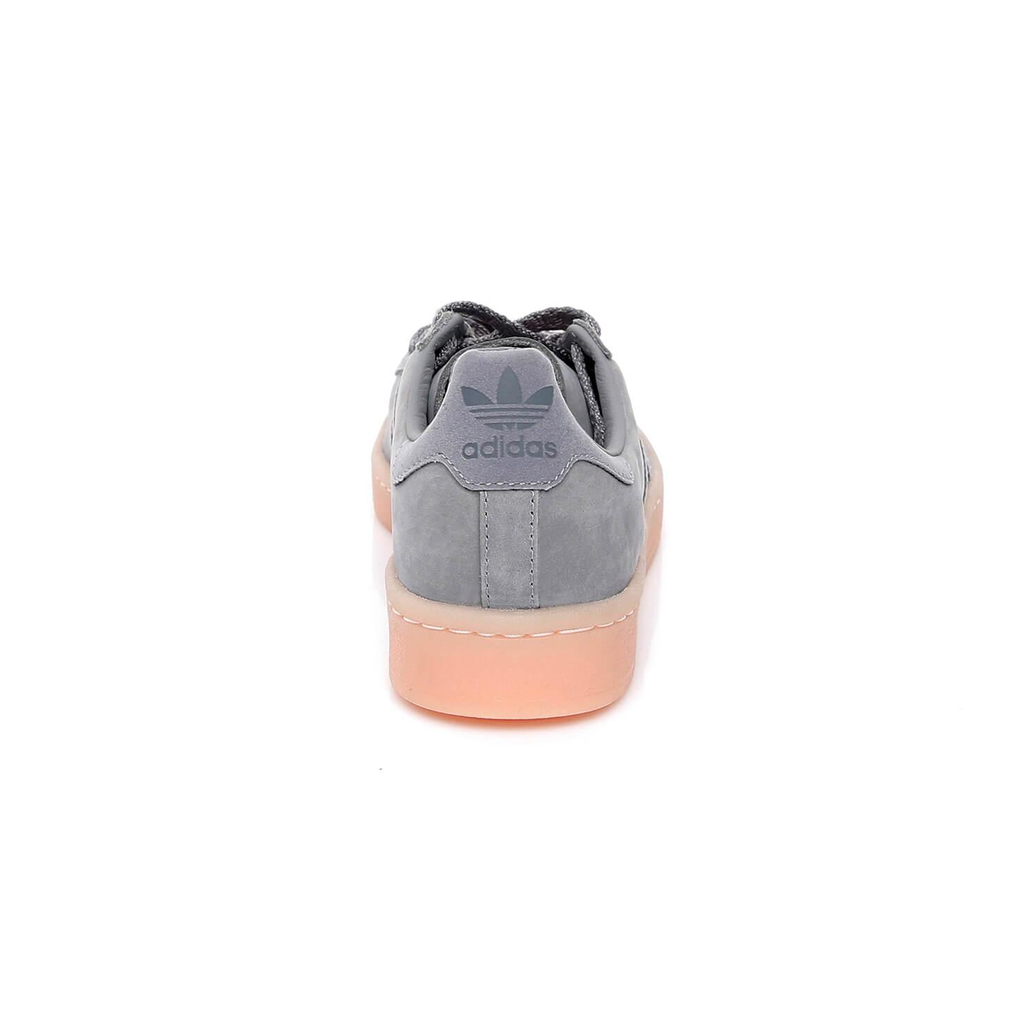 adidas Campus Kadın Gri Sneaker