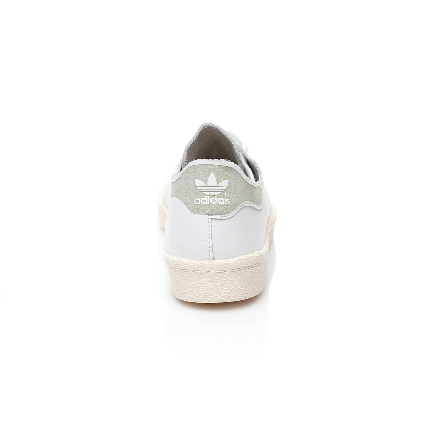adidas Superstar 80S decon Unisex Beyaz Sneaker