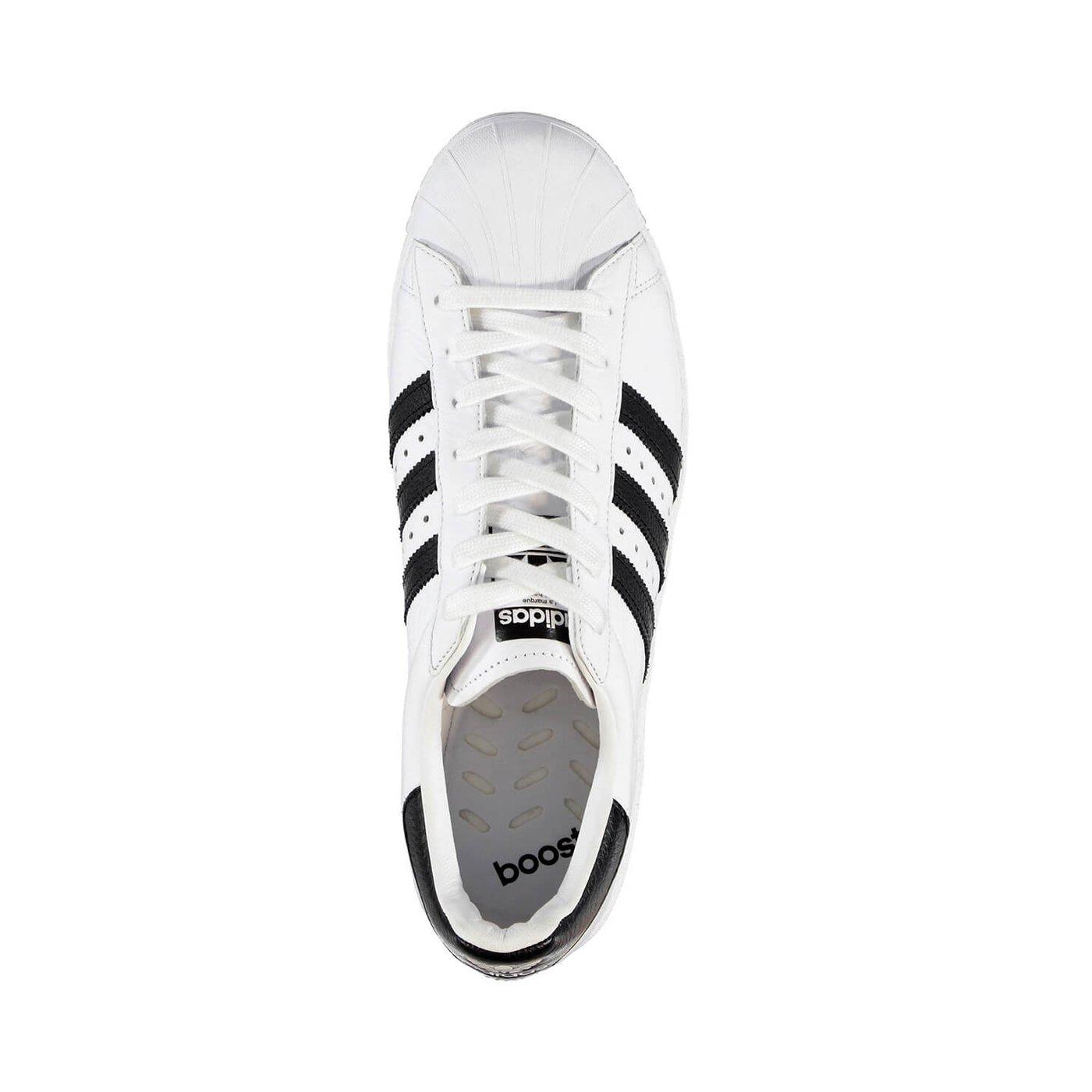 adidas Superstar Boost Erkek Beyaz Sneaker