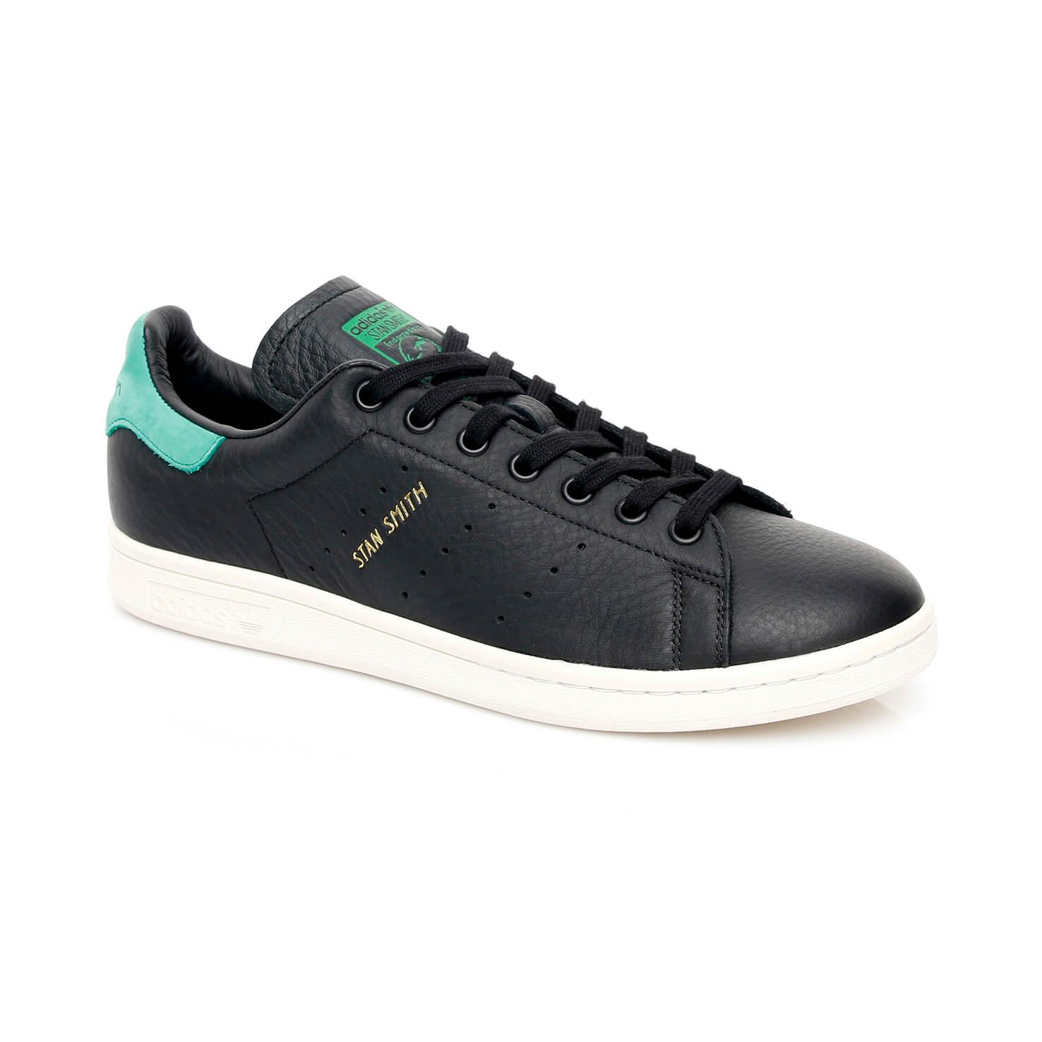adidas Stan Smith Unisex Siyah Sneaker