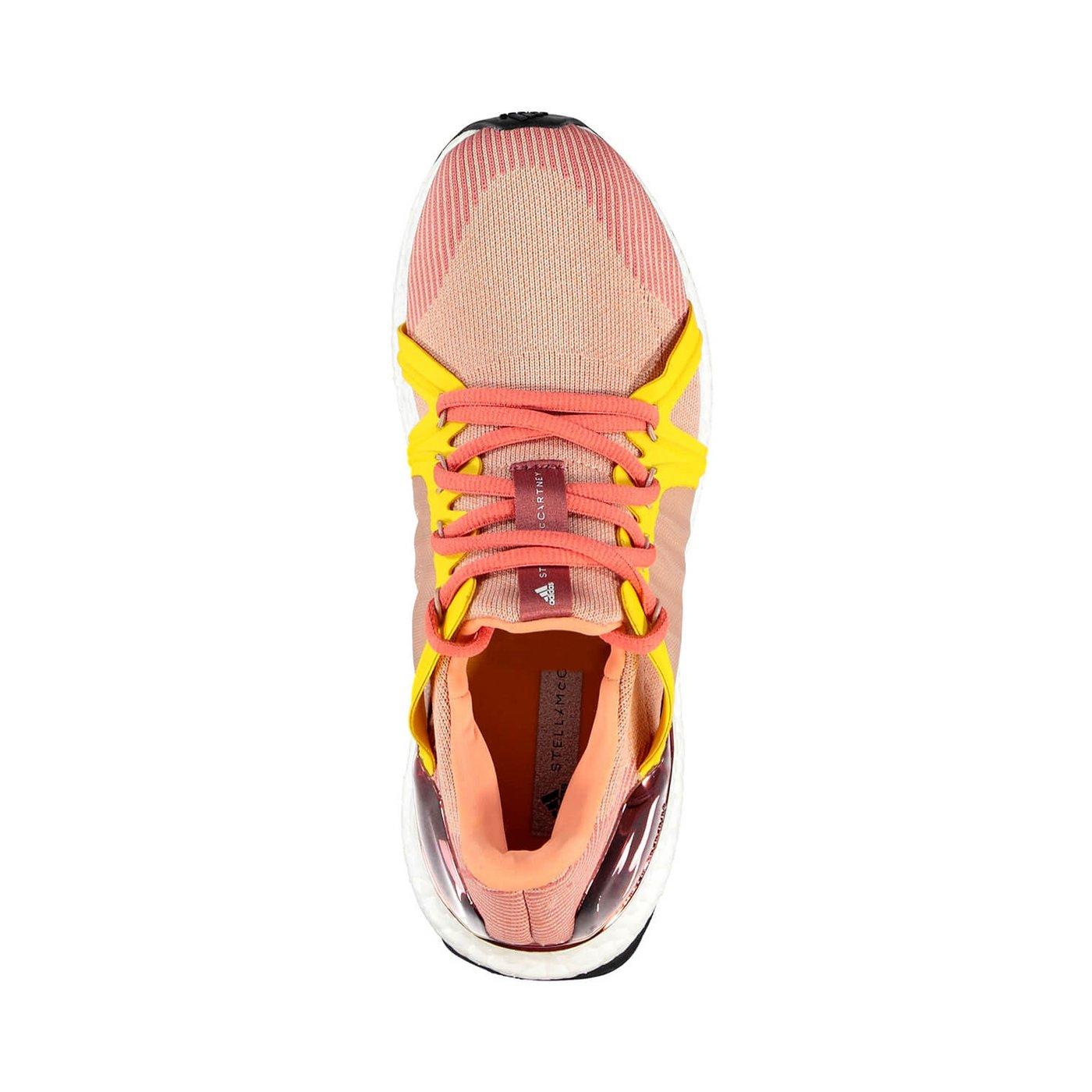 adidas Stella McCartney Ultra Boost Kadın Turuncu Spor Ayakkabı