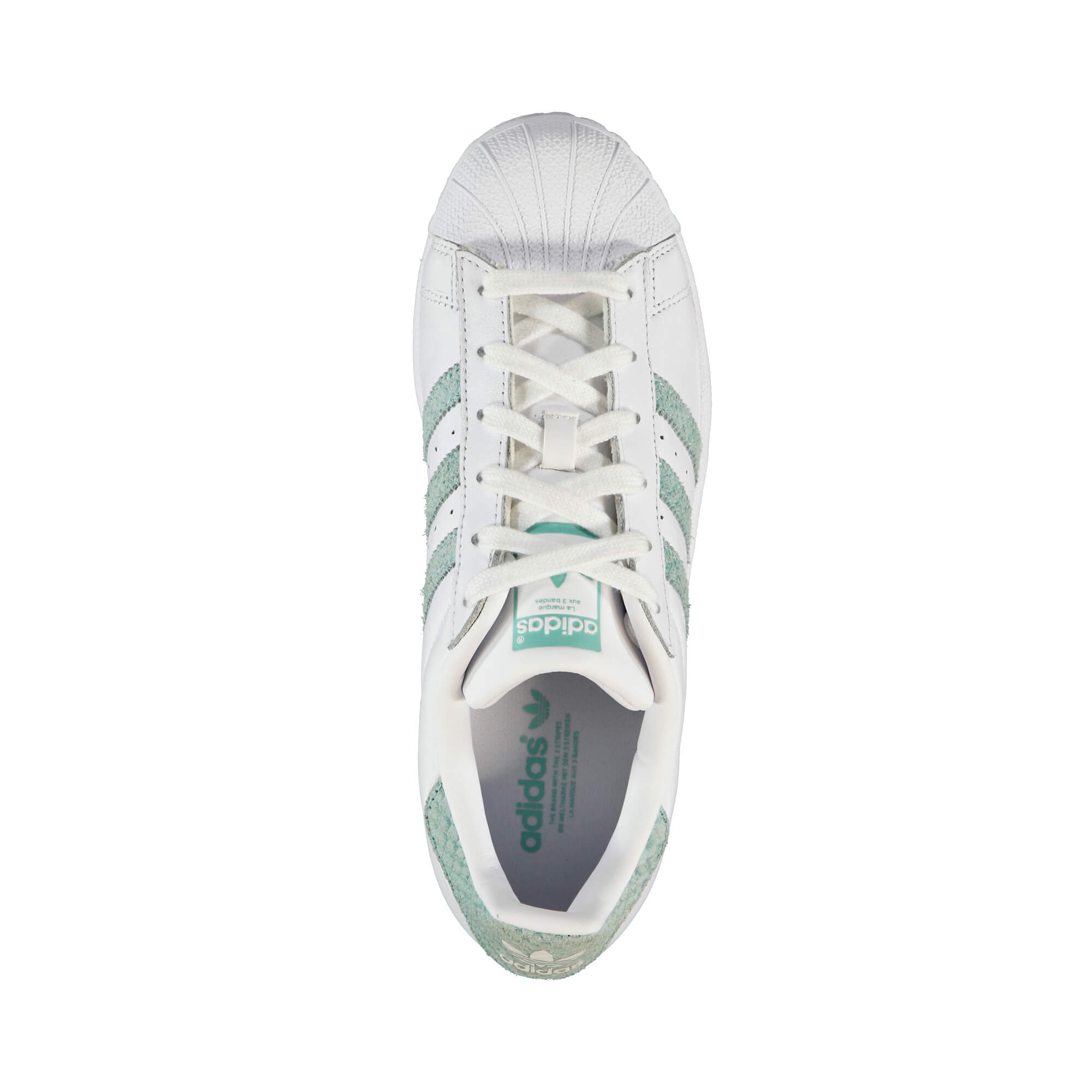 adidas Superstar Kadın Beyaz Sneaker
